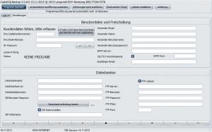 SQL Datensicherungsprogramm