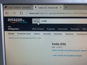 amazon Schnittstelle