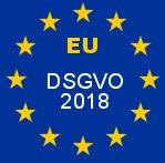DSGV Datenschutzgrundverordnung gültig ab 25. Mai 2018